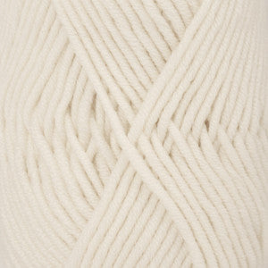 Big Merino Uni Colour - 01 - Off White