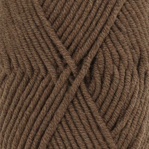 Big Merino Uni Colour - 05 - Mocca