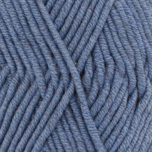 Big Merino Uni Colour - 07 - Jeans Blue