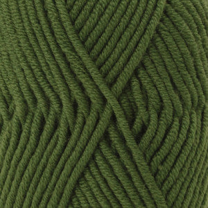 Big Merino Uni Colour - 14 - Forest Green