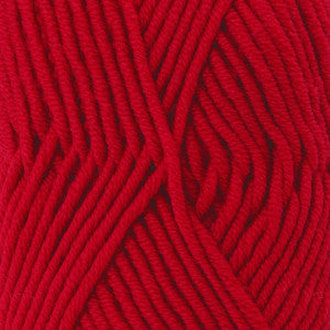 Big Merino Uni Colour - 18 - Red