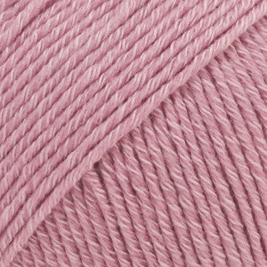 Cotton Merino Uni Colour - 04 - Lilac