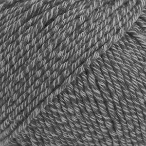Cotton Merino Uni Colour - 19 - Grey