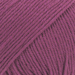 Cotton Merino Uni Colour - 21 - Heather