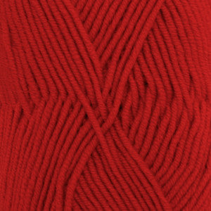 Merino Extra Fine Uni Colour - 11 - Red