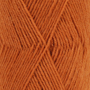 fabel uni colour - 110 - rust