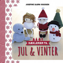Hæklerier til Jul & Vinter