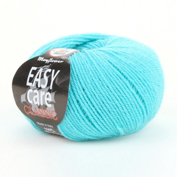 Easy Care Classic - Mayflower - 281 - Turkis (Udgår)