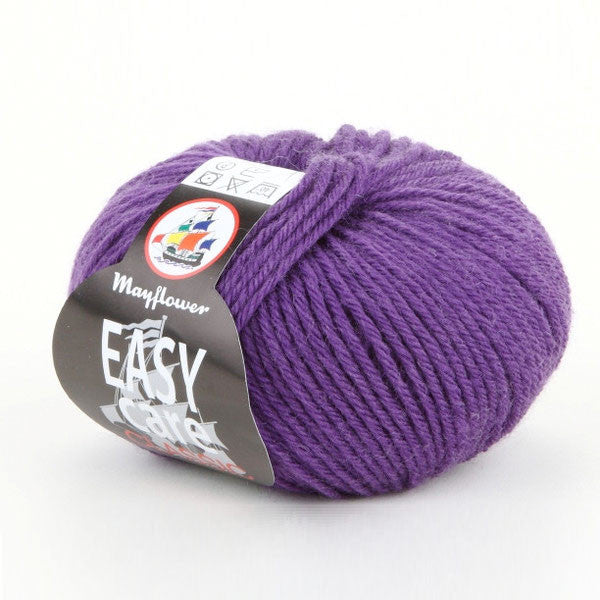 Easy Care Classic - Mayflower - 208 - Mørkelilla