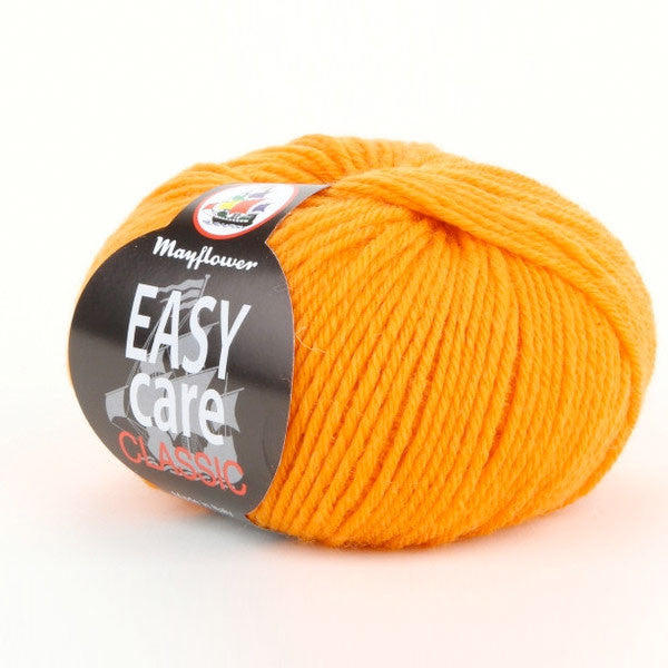Easy Care Classic - Mayflower - 222 - Orange (Udgår)