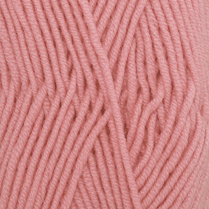 Merino Extra Fine - 33 - Rose - Uni Colour