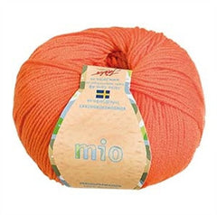 Mio - Järbo Garn - 30209 - Orange