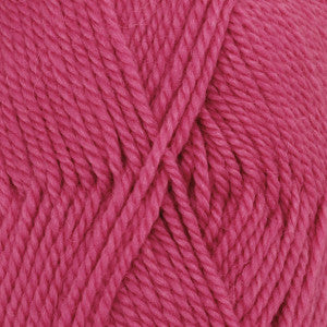 Nepal - 6273 - Cerise - Uni Colour