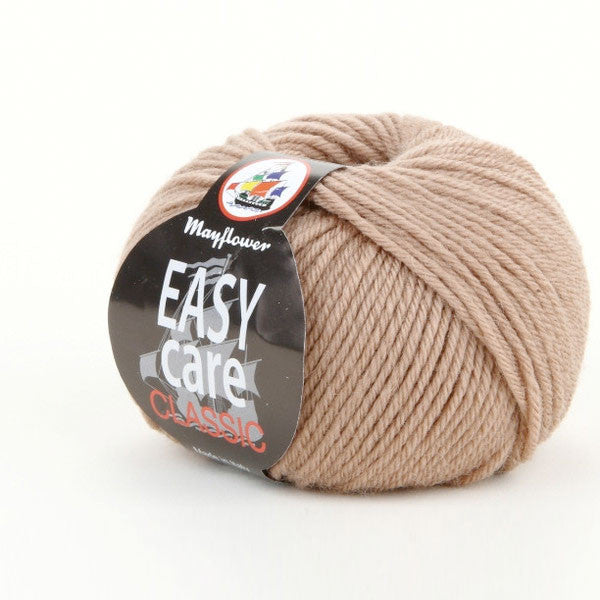 Easy Care Classic - Mayflower - 280 - Lysebrun