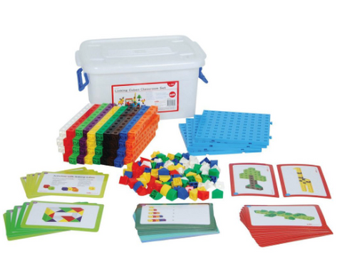 Linking Cubes Set from Springboard Supplies