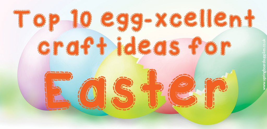 Easter Craft blog