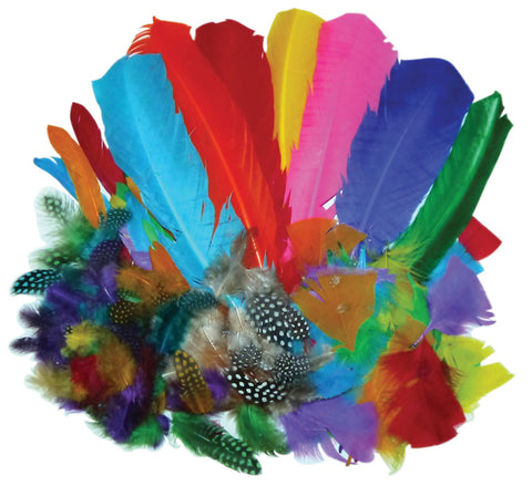 Feathers Bumper Class Pack 100g