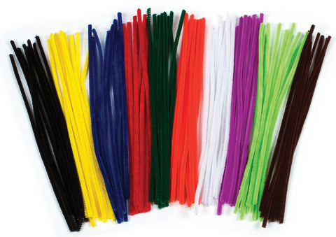 Jumbo Pipe Cleaners pk 100