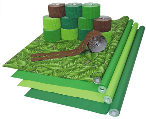 Classroom Display Pack - Forest Green