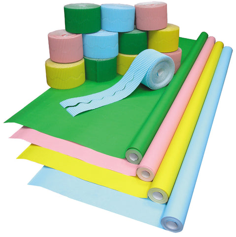 Classroom Display Pack - Spring
