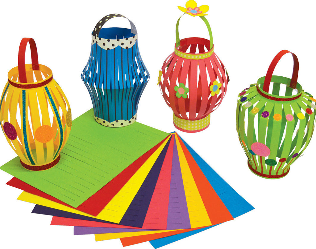Assorted Lanterns pk 30
