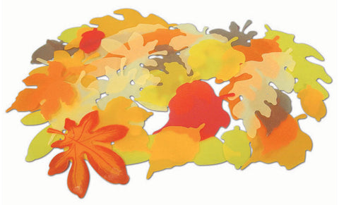 Vellum Leaves - Autumn pk 250