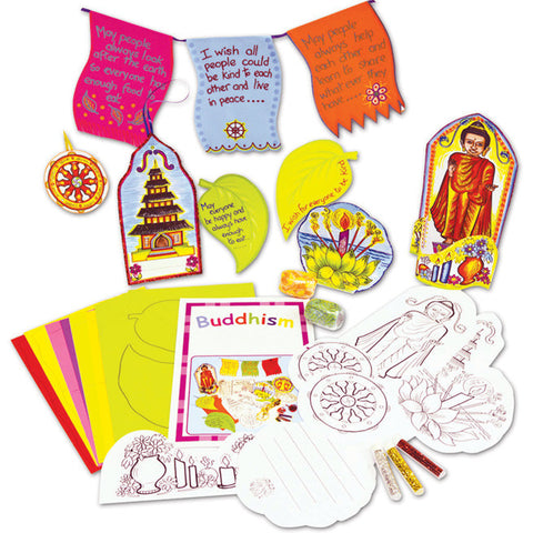 Buddhism Activity Pack