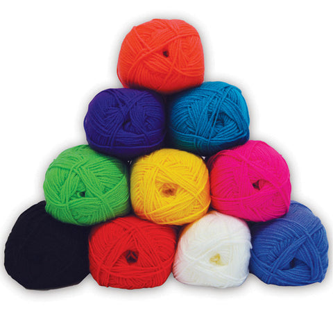 Double Knit Yarn pk 10