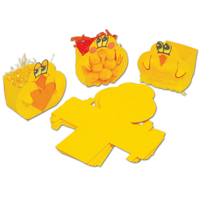 Easter Chick Boxes pk 30