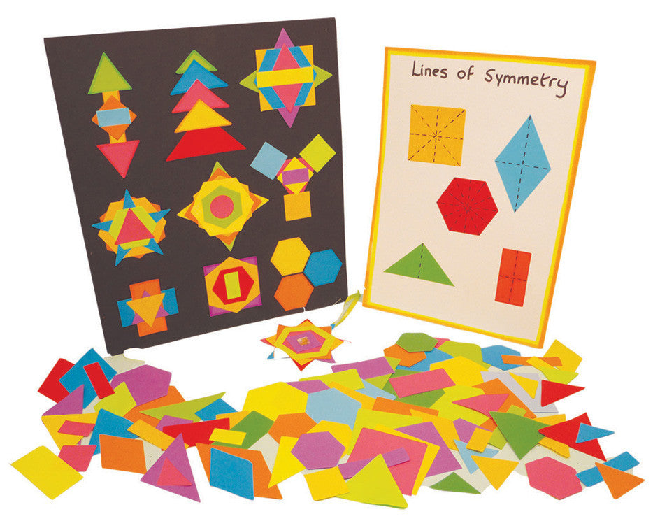Geometric Paper Shapes pk 250