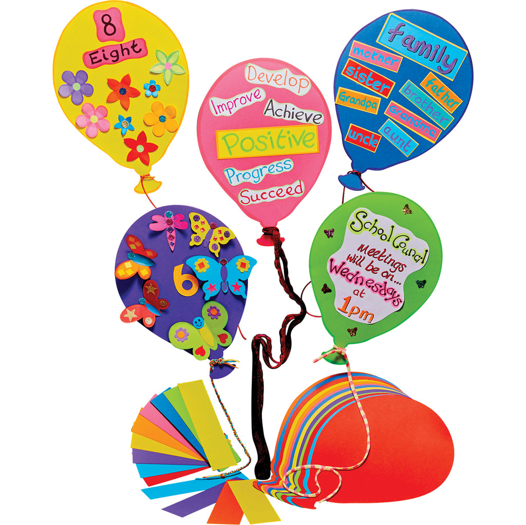 Jumbo Display Balloons pk 20