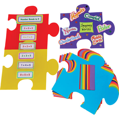 Jumbo Jigsaw Pieces pk 20