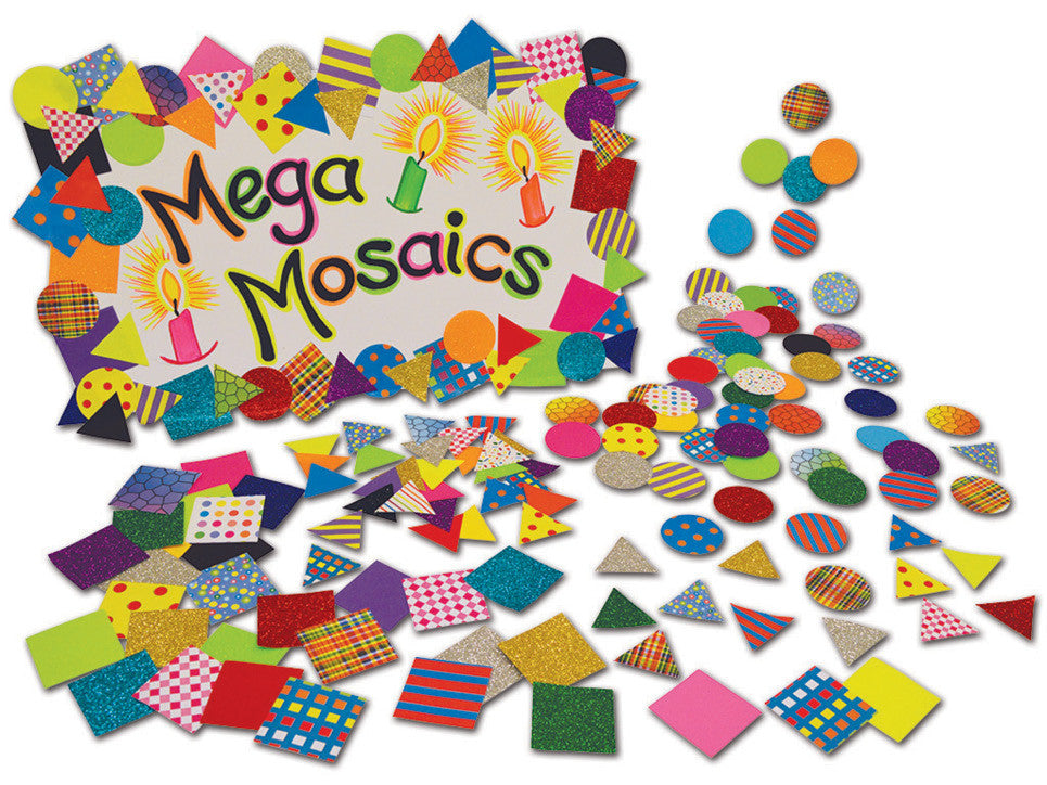Mega Mosaics Bumper Value Pack pk 1500