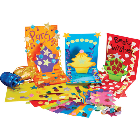Pop-up Tree Cards pk 30