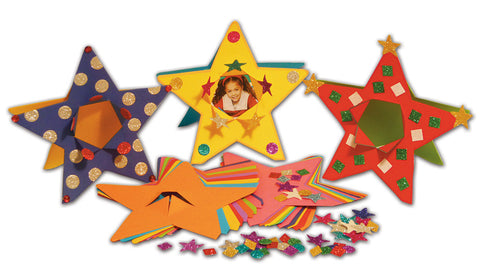 Star Frames & Shapes pk 30