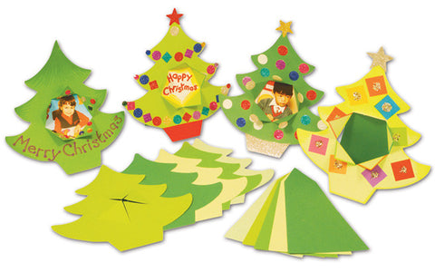 Tree Frame Cards pk 20