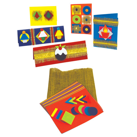 Hessian Cards pk 30