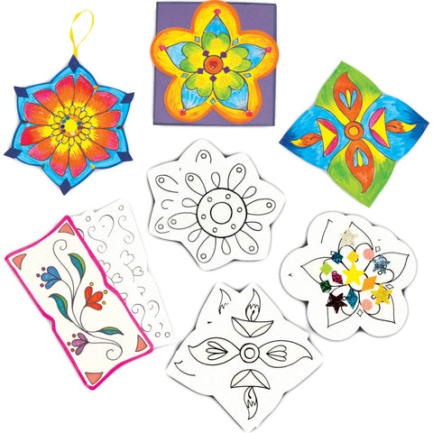 Rangoli Activity Pack