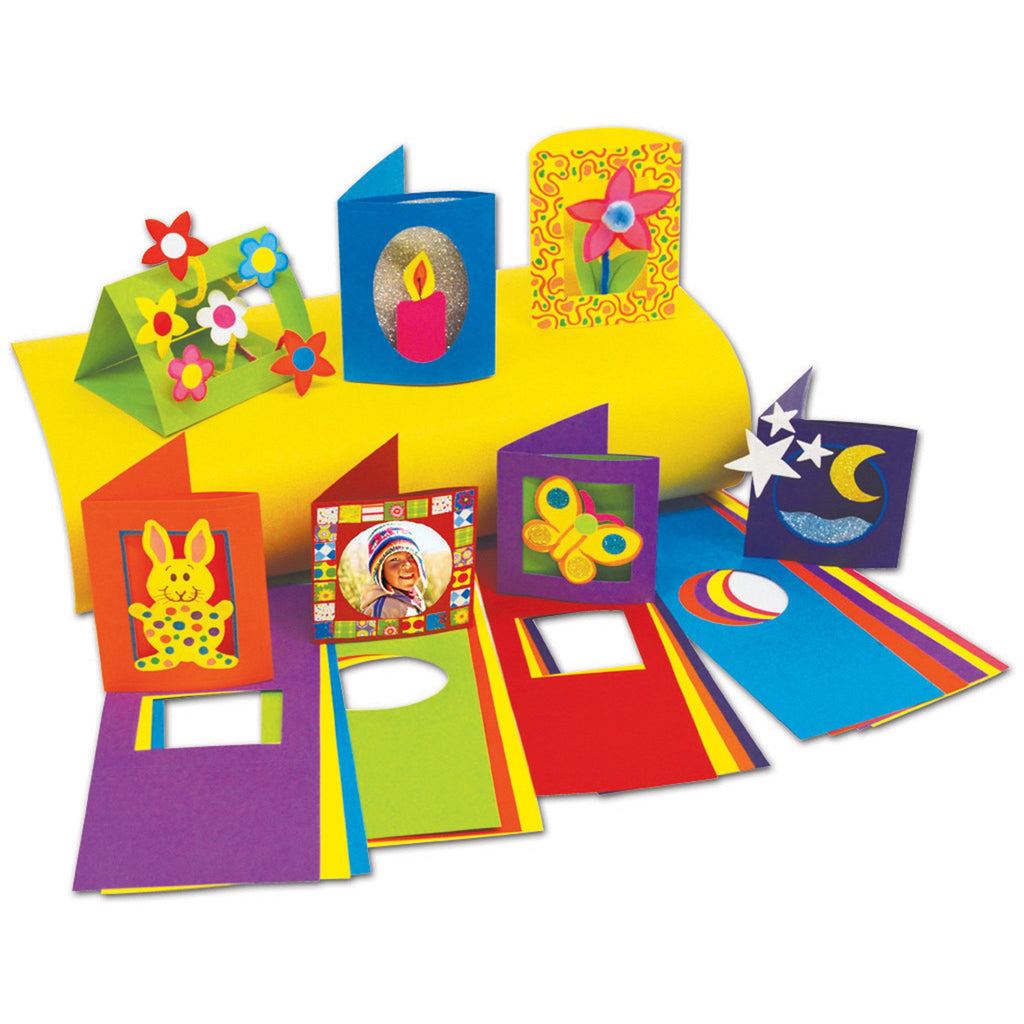 Assorted Aperture Cards pk 40