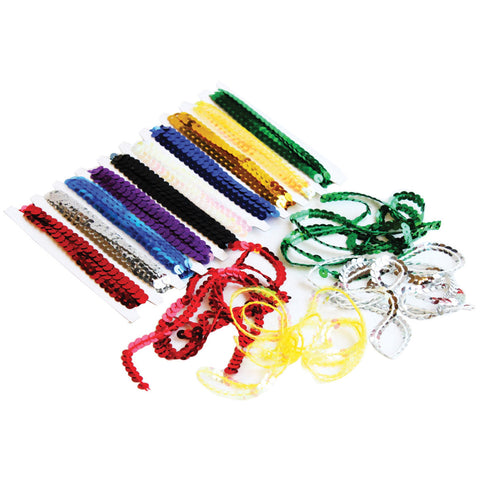Sequin Strings pk 10