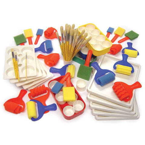 Bumper Painting Set