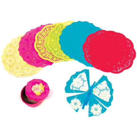 Doilies-(Assorted)-pk-120