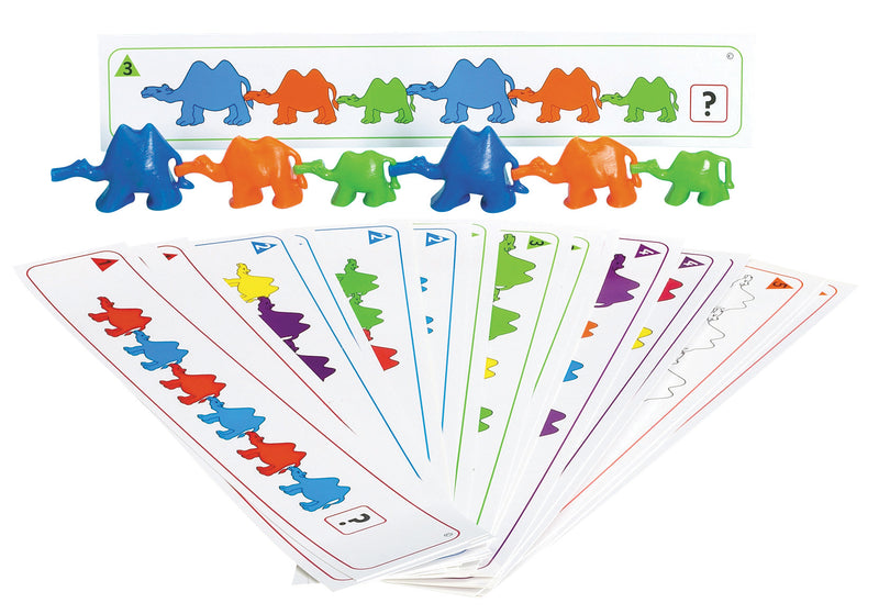Connecting Camels Sequencing Cards pk 20