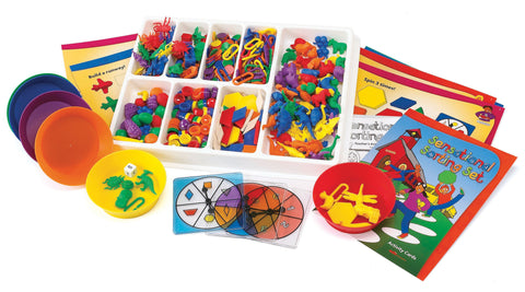 Bumper Counting and Sorting Class Pack