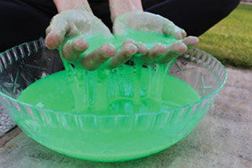Messy Play Slime - Green 1kg