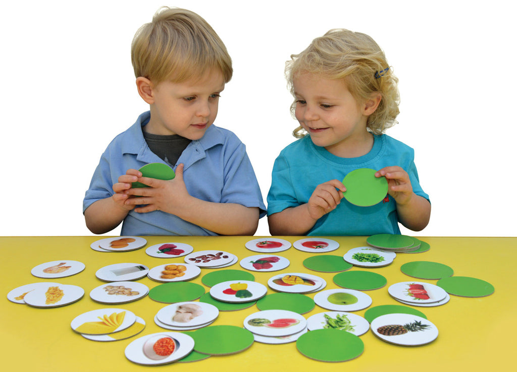 Matching Pairs - Healthy Foods pk 56