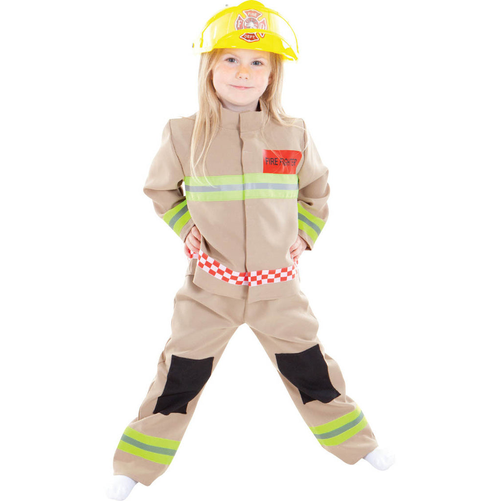 Fire and Rescue Role Play Costume