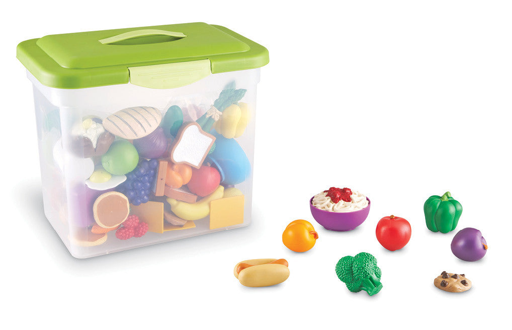 Classroom Play Food Set pk100
