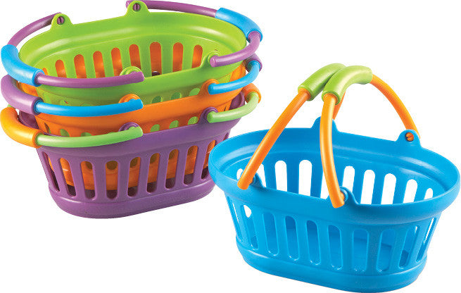 Shopping Baskets pk8