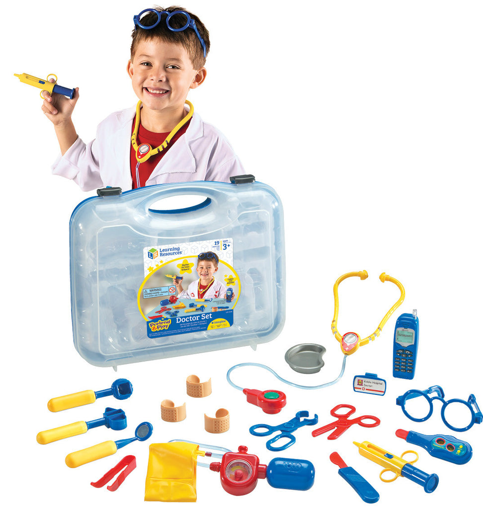 Doctor Role Play Set pk19